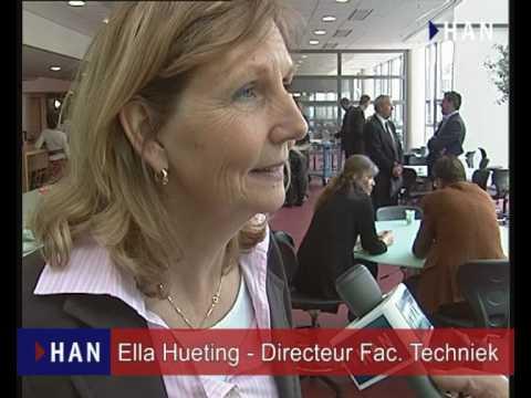 Videoblog: Ondertekening pact met oa. baangarantie  Faculteit Techniek HAN