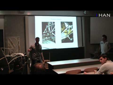 Videoblog: HAN ecomarathon 2010 presentatie eco 01
