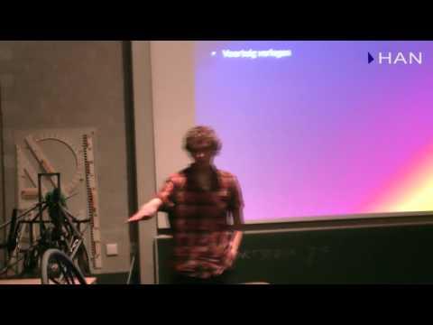 Videoblog: HAN ecomarathon 2010 presentatie Eco 6