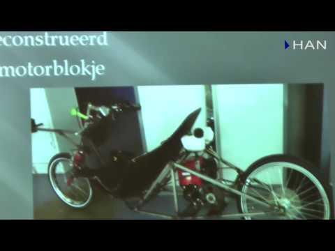 Videoblog: HAN ecomarathon 2010 presentatie Eco 4