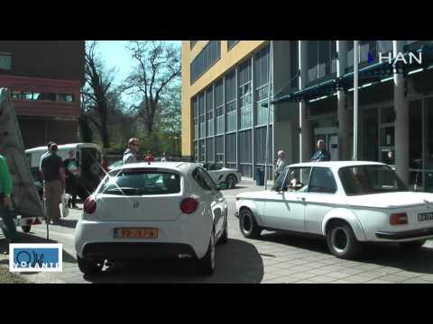 Videoblog: Volante Oldtimer rally