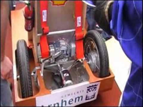Videoblog van HAN Hydromotive team van de testdag op 30 maart 2010