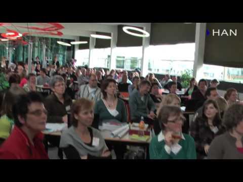 Videoblog: Wetenschap en Techniekdag bij HAN Techniek