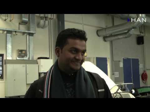 Videoblog: (4) Indian Press at HAN Automotive – interview with Indian journalist