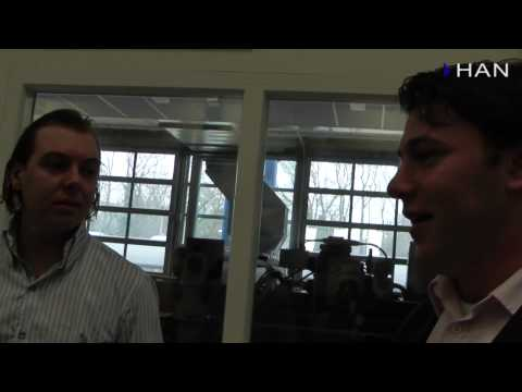 Videoblog: (5) Indian Press at HAN Automotive – Interview with Frank and Ruben from EcoTuk