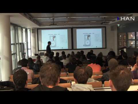 Videoblog: Start Projectweek HAN Engineering Multidisciplinair