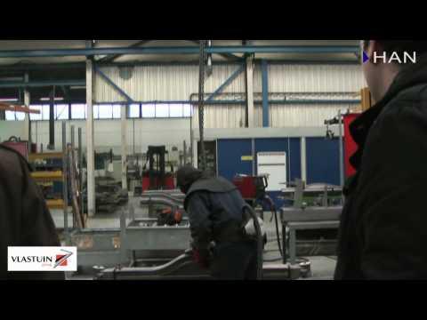 Videoblog: studenten HTS Autotechniek bij Vlastuin