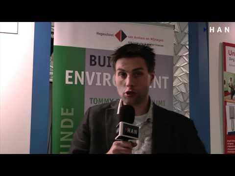 Videoblog: Een kijkje bij het Lectoraat ZorgGericht Bouwen van HAN Techniek