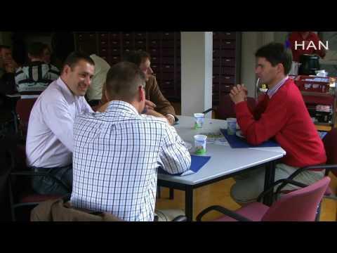 Videoblog: Volante najaarsevent 2009
