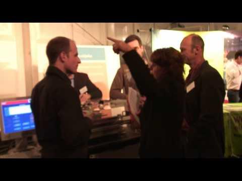 Videoblog: Bedrijvenmarkt HAN Engineering 2009