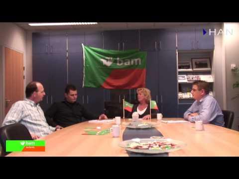 Videoblog: BAM Techniek op HAN Bedrijvendagen