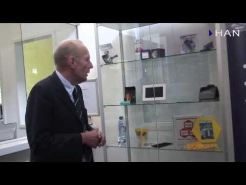 Videoblog: deel 3 nieuwbouw HAN Engineering: technische bedrijfskunde en studentenruimtes