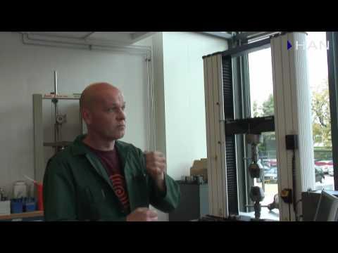 Videoblog: deel 1 nieuwbouw HAN Engineering: lab werktuigbouwkunde