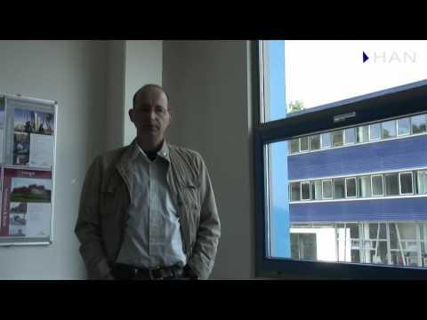 Videoblog: HAN Engineering bedrijvenmarkt 15 okt.
