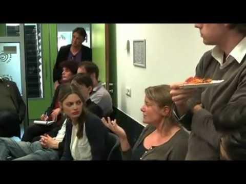 Videoblog: Pizzasessie studenten en Tweede Kamerlid Tanja Jadnanansing over de toekomst van het Hoger Onderwijs