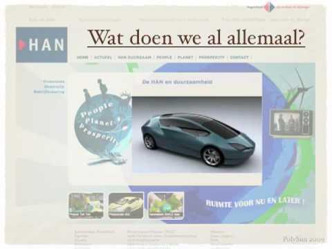 WEE Care @ HAN: Onderzoeksprogrammering HAN focust op Milieu, Energie en Water