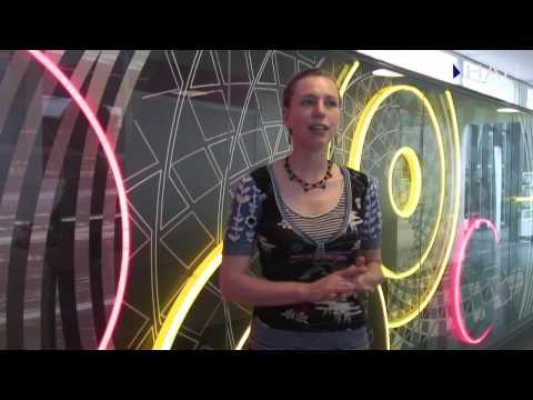 Nieuwbouw HAN Engineering: Janske Hombergen, kunstenares over haar kunstwerk