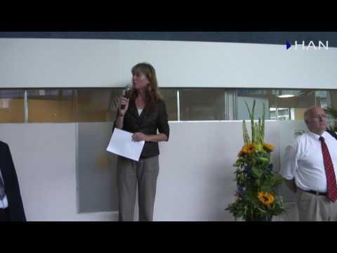 Videoblog diploma uitreiking HAN Engineering