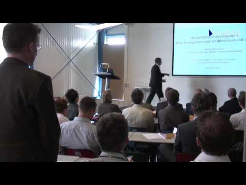 Videoblog: the Next Generation congres ICA