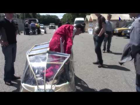 Videoblog: HAN Ecomarathon – de wedstrijd