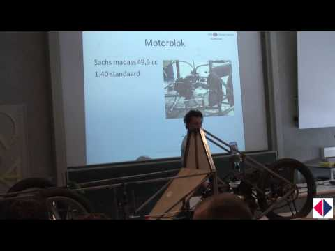 Videoblog: HAN ecomarathon voertuigjes deel 2