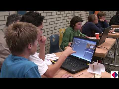 Videoblog: impression of Scratchday in the Netherlands