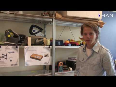 Videoblog: duurzaam product ontwerp HAN IPO