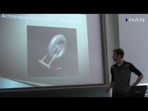 Videoblog: HAN eco marathon concept