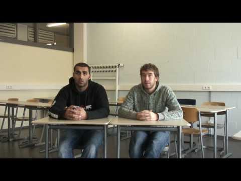 Videoblog: stage HAN studenten Idris en Boudewijn in Zuid-Afrika