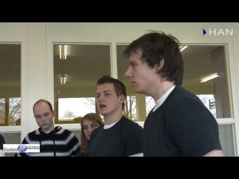 Videoblog: students2business met hun squeezer