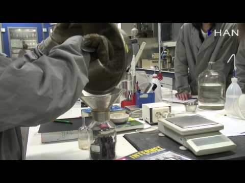 Videoblog: Practicum Asfaltlab HAN Civiele Techniek