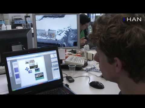 Videoblog: HAN bouwkunde studenten ontwerpen drijvende woningen