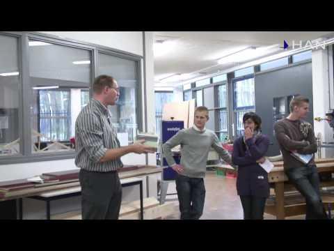 Videoblog: Pabo studenten beleven techniek bij Built Environment