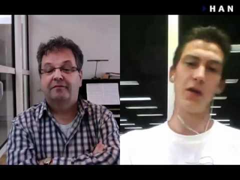 Skype video interview – HAN student Bedrijfseconomie Michael Ambroz volgt minor in Australië