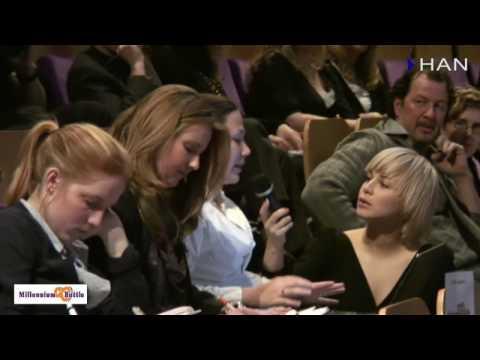 Videoblog: Debat MillenniumBattle 2008 @ HAN