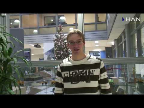 Videoblog: Frank Franssen wint 2e prijs