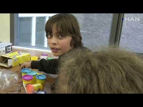 Videoblog: Workshop scratch Stedelijk Gymnasium Arnhem bij HAN