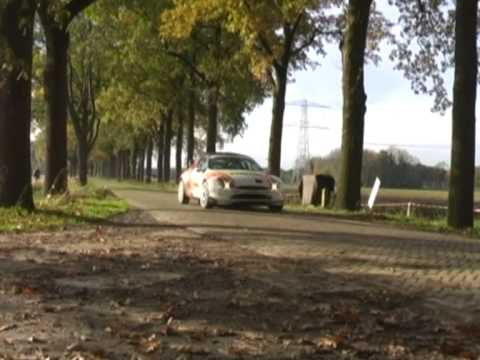 Succesvol seizoen HTS Autotechniek Rally Team