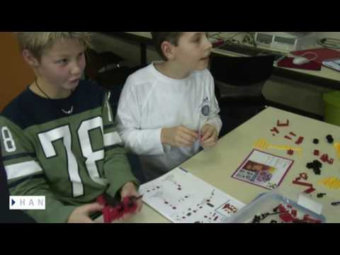 Videoblog: Techniek is leuk!!