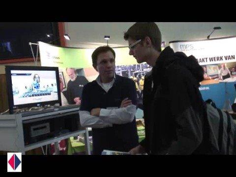 Videoblog: HAN Techniek Bedrijvenmarkt