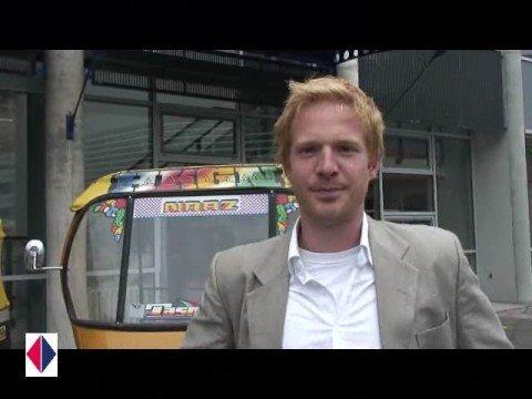 Interview met Enviu: schone TukTuks