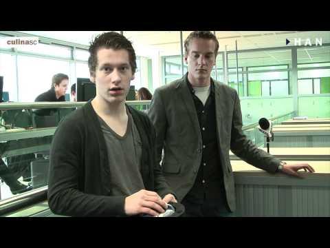 Videoblog: HAN SBRM Student Company Culinasc met Hotmeal