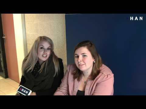 Videoblog: Marleen en Karlijn over Pensioenspreekuur op 6 mrt van HAN Financial Services Managament