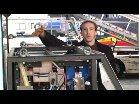 Videoblog: Duurzame waterstof bagagetrekker Schiphol