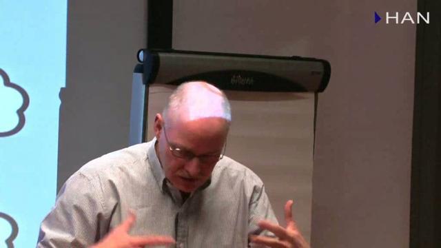 Video: De binnenkant van organisatieverandering – Thijs Homan