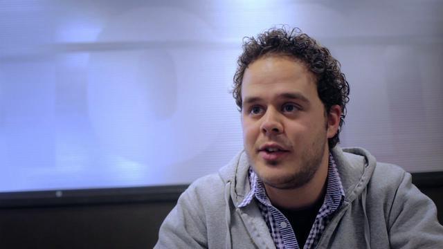 Videoblog: Sander van Wijk, motion designer bij MediaMonks door Ramon Snellink