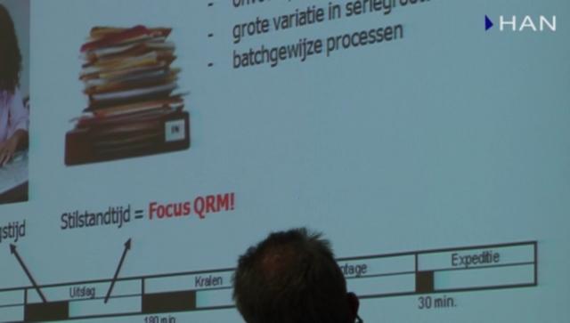 Videoblog: HAN Lean Event 2010 – Fried Kaanen BOSCH Scharnieren