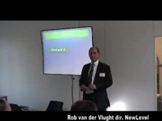 Korte videocompilatie van presentatie Office 2007