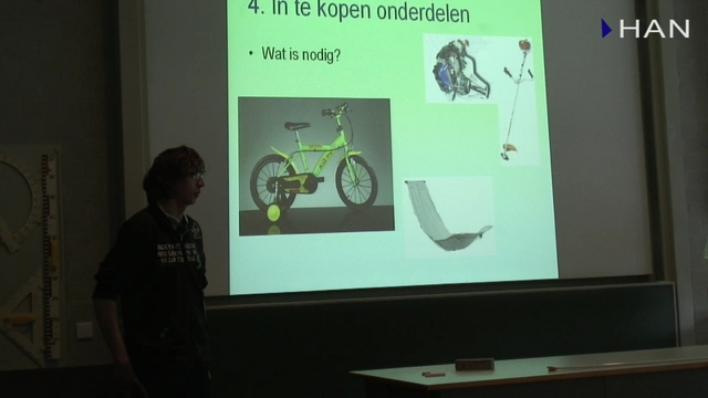 Videoblog: HAN Ecomarathon concept  2
