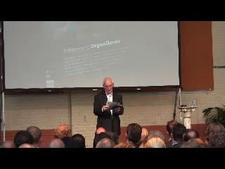 Schitterend Organiseren: de schrijver Bram Grandia